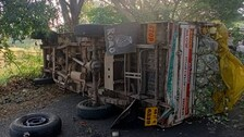 Odisha: 3 Critical In Sonepur Road Mishap