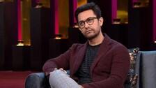 Aamir Khan Goes Around Mumbai Sticking Qayamat Se Qayamat Tak Posters On Autos   Watch Throwback