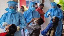 Odisha Records Highest Single-Day Covid-19 Tally Of 12,390 Cases; 22 Deaths
