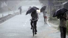 Weather Alert: Heavy Rain, Thunderstorms Likely To Lash 9 Odisha Districts