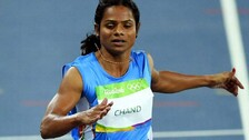 Dutee Chand Scripts New National Record In Women's 100m Event, Misses Out Olympics By 0.02 Secs