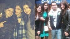 Anushka Sharma, Sakshi Dhoni's School Days PicturesBreak The Internet