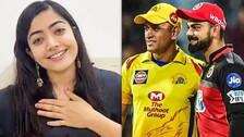 Dhoni Is My Hero: Rashmika Mandanna