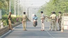 Over 210 Commissionerate Police Personnel Test Positive For COVID-19