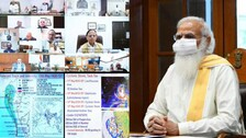 Cyclone Tauktae: PM Modi Holds High-Level Meeting To Review Preparedness