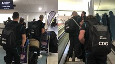 New Zealand Team Departs For England For WTC Final Vs India, Tests Vs Host