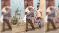 COVID Horror: Odisha Man Carries 11-YO Daughter's Body On Shoulders In Punjab After Denial Of Help