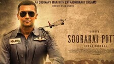Suriya's Soorarai Pottru Is The Third Highest- Rated Movie In The World, Follows Godfather