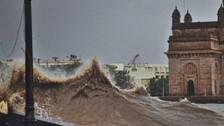 Cyclone Tauktae Wreaks Havoc In Mumbai, Navy On Rescue To Bombay High