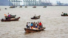 Cyclone Tauktae: Navy Rescues 60 From Barge Adrift Near Mumbai