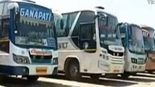 Lockdown Woes: Pvt Bus Workers Demand Government Aid, Free Rations In Balasore