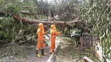 Cyclone Tauktae Batters India's West Coastal States