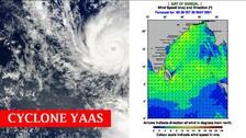 'Very Severe Cyclone Yaas': 4 Models Pinpoint The Landfall Place As Balasore - Digha