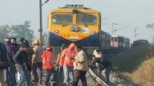 Hatia-Rourkela Train Meets Accident, 84 Passengers Onboard Unhurt