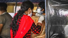 Drive-In, Door-to-Door Covid Vaccination To Be Stopped In Bhubaneswar From May 22
