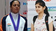 Tokyo Paralympics: Women's Pair Of Palak-Parul Become First Indian Para Shuttlers To Qualify