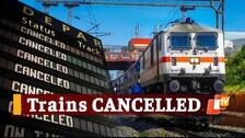 Cyclone Yaas: 74 Trains Cancelled By East Coast Railway