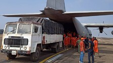 'NDRF Is Mentally & Physically Prepared To Face Possible Cyclone In Odisha'