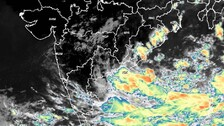 Cyclone Yaas Will Kiss Odisha Coast On May 26 Morning, Only To Reach West Bengal In Afternoon