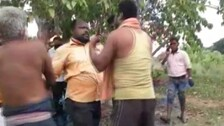 Revenue Inspector Brutally Attacked By 'Sand Mafias' Before Police In Cuttack