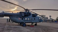 IAF Keeps 11 Transport Aircraft, 25 Helicopters On Standby As Preparatory For Cyclone Yaas