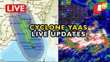 LIVE Updates: Landfall To Be Delayed, May Start Around 10-11am, Informs SRC, Get All Latest Updates Here