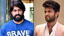 KGF 2 Star Yash, Vijay Deverakonda Liger's Director Destructive Collaboration Ahead?
