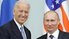 Joe Biden, Vladimir Putin To Hold Summit In Geneva In June
