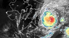 Cyclone Yaas: Landfall Between North Of Dhamra and South of Balasore, Will Take 4 Hrs To Complete