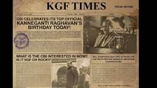 KGF Chapter 2: Prashanth Neel Shares Interesting Glimpse of Rao Ramesh as CBI Officer
