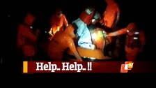 #CycloneYaas: Odisha BDO, NDRF Team Rescue 10 Fishermen From Capsized Boat, Garner Appreciation