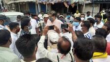 Jay Panda Assesses Post Cyclone Yaas Situation In Kendrapara