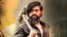 KGF Chapter 2 Update: Shooting Set Pics Leaked; CBI Official To Grill 'Rocky Bhai' Aka Yash!