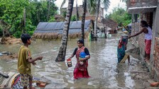 Cyclone Yaas Aftermath - Lives And Livelihood Uprooted