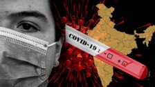 COVID-19 India: Active Cases Decline To 3,90,646
