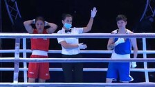 Mary Kom Signs Off With Silver Medal At Asian Boxing Championships