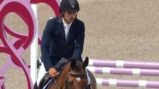 India's Fouaad Mirza Completes Formality Of Olympic Equestrian Qualification