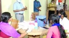 BMC Kicks Off 'Vaccine At Doorstep' Drive in Bhubaneswar