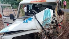 Odisha: On Way Home With Wife's Body, Man Killed In Ambulance Accident