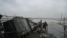 Over 19 Lakh People Affected, 1 Dies Due To Cyclone Yaas In Balasore District