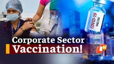 Dharmendra Pradhan Launches Corporate Sector COVID19 Vaccination At IOCL In Bhubaneswar