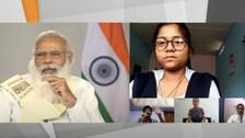 PM Modi Joins Virtual Session Of CBSE, Surprises Students