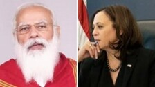 US Sending Covid Vaccines To India, Kamala Harris tells PM Modi