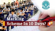 CBSE Constitutes Panel On Marking Criteria; Report In 10 Days