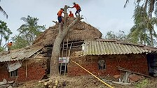 Central Team To Arrive In Odisha Tomorrow To Assess Cyclone Yaas Damages