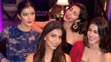 Ananya Panday, Navya Naveli, Shanaya KapoorIn Awe Of Suhana Khan's Latest Post #SeePics