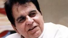 Dilip Kumar Hospitalised Due To Breathlessness