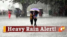 Low Pressure Likely Around June 11, IMD Predicts Heavy Rainfall Over Several Odisha Districts