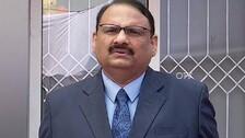 Vigilance Director Debasis Panigrahi Set To Be Airlifted To Kolkata For ECMO Treatment