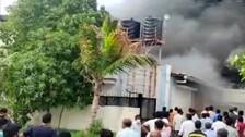 Major Fire Mishap At Pune Sanitiser Factory: 15 Killed, 10 Missing